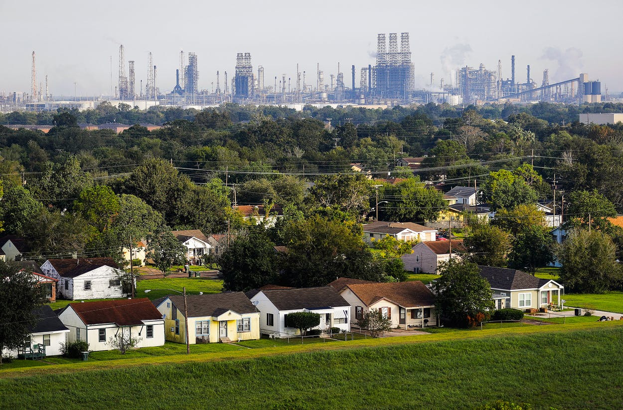 Climate Change Texas Energy
