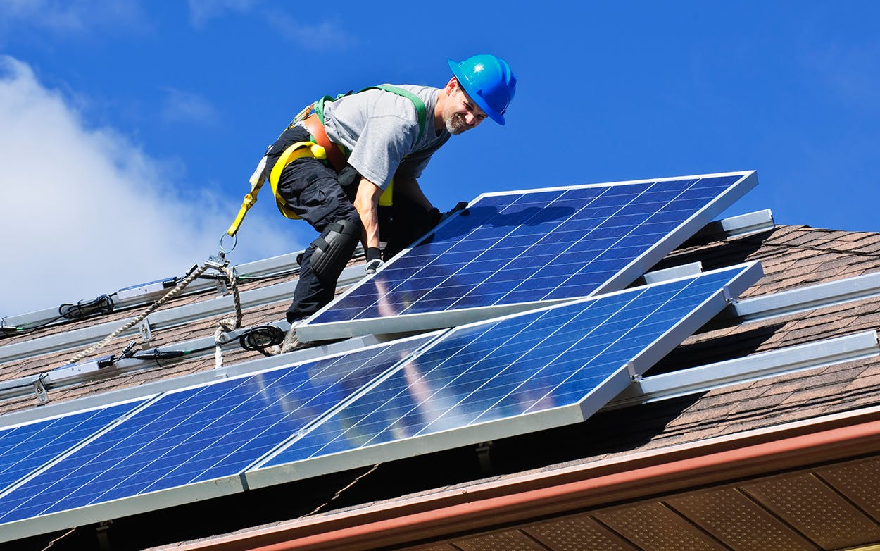 solar tariffs