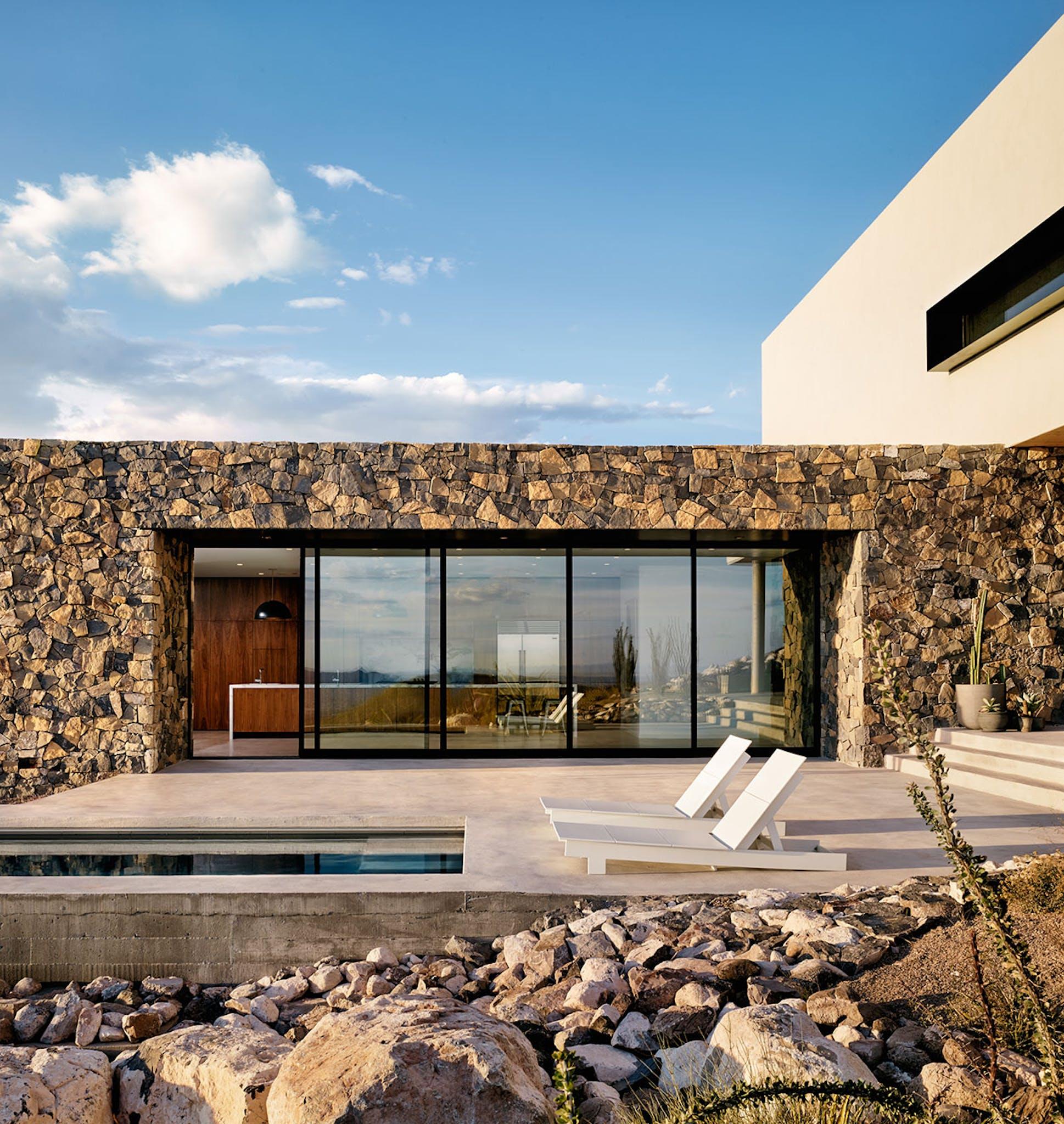 El Paso mountain home