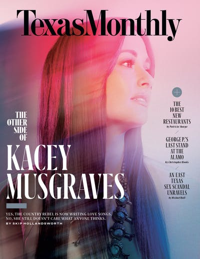 March 2018 Issue Cover