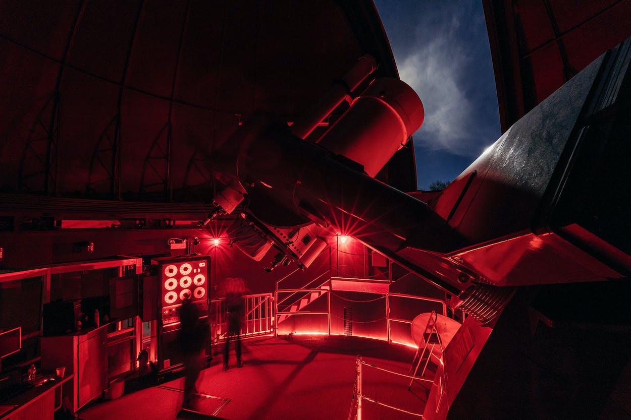George Observatory