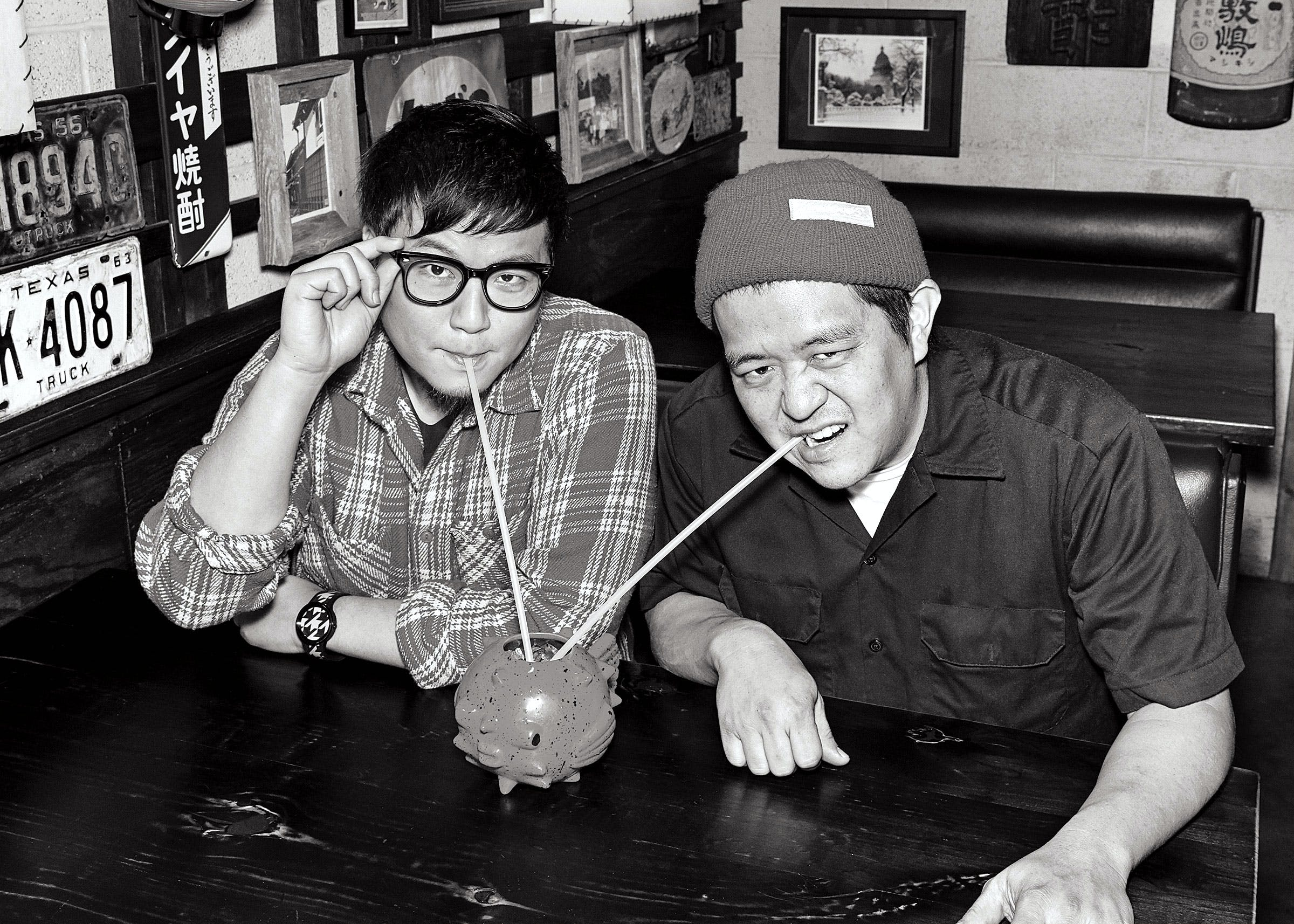 Kemuri Aikawa and Matsumoto