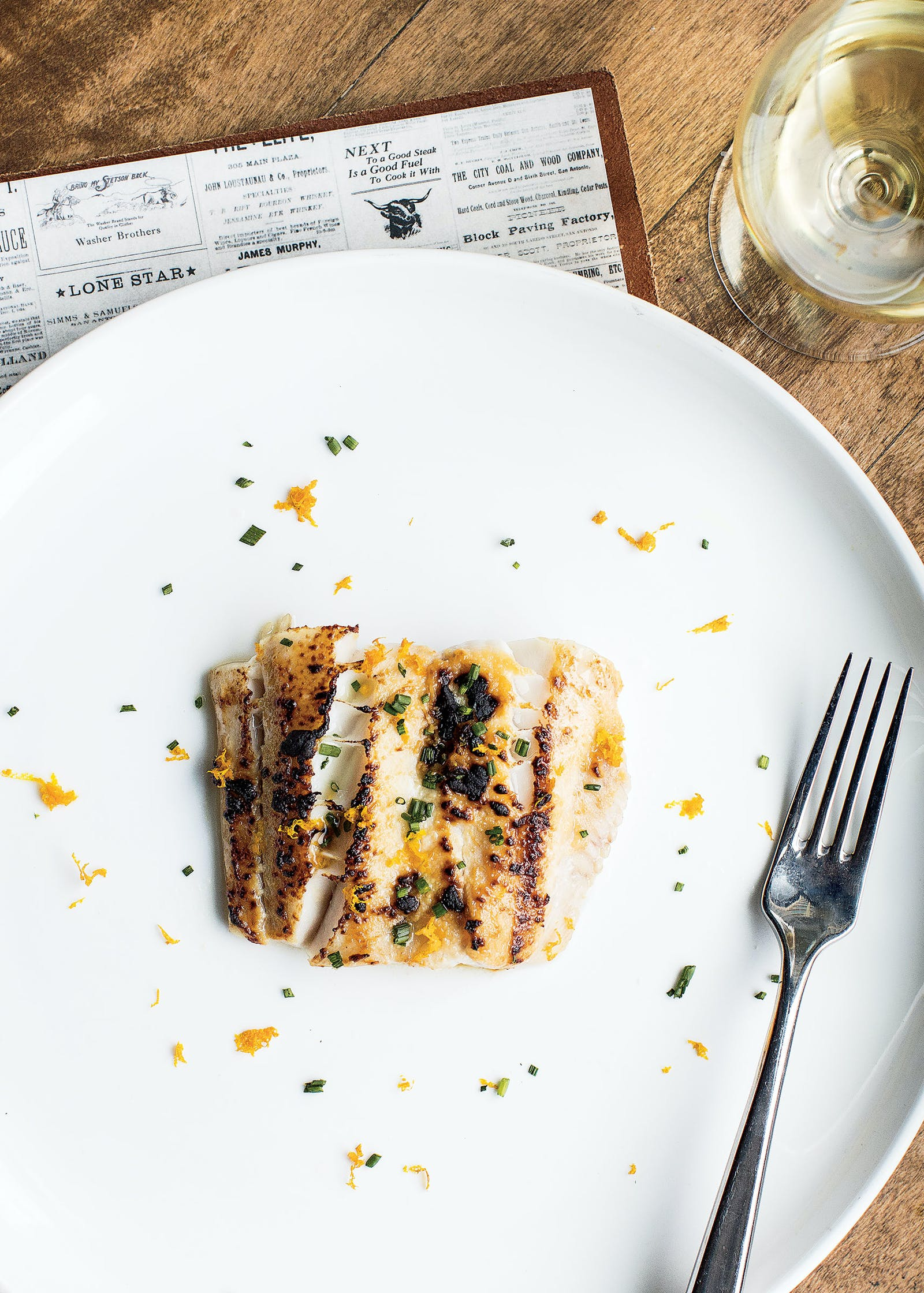 Miso Baked Black Cod