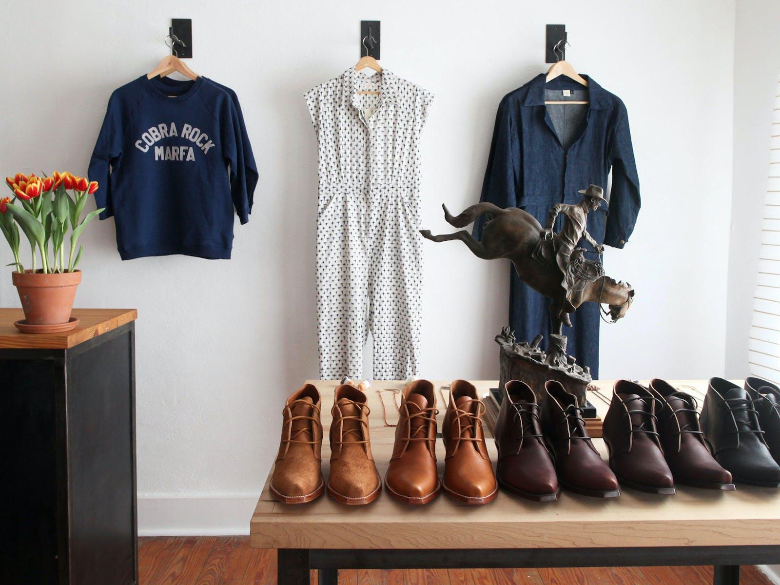 Cobra Rock boots