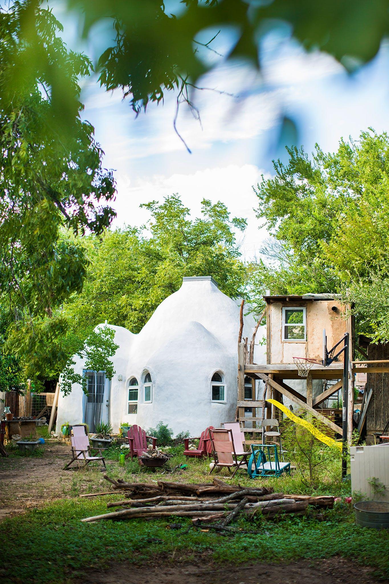 Weird Austin homes