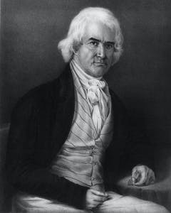 George Mifflin Dallas portrait
