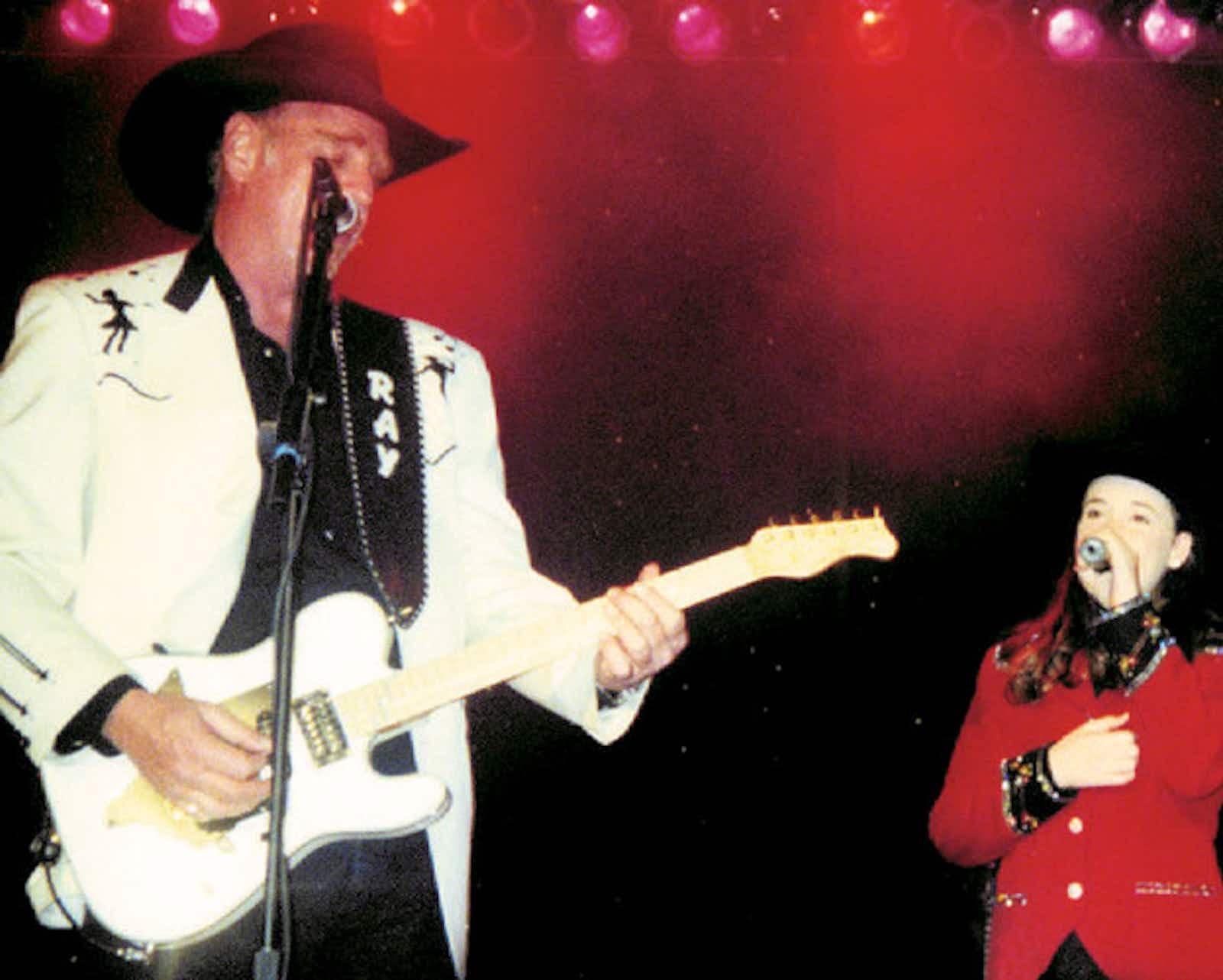 Ray Benson and Kacey Musgraves