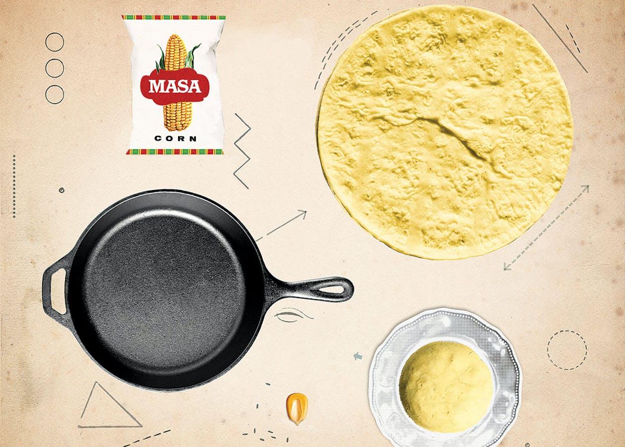 Tortilla components