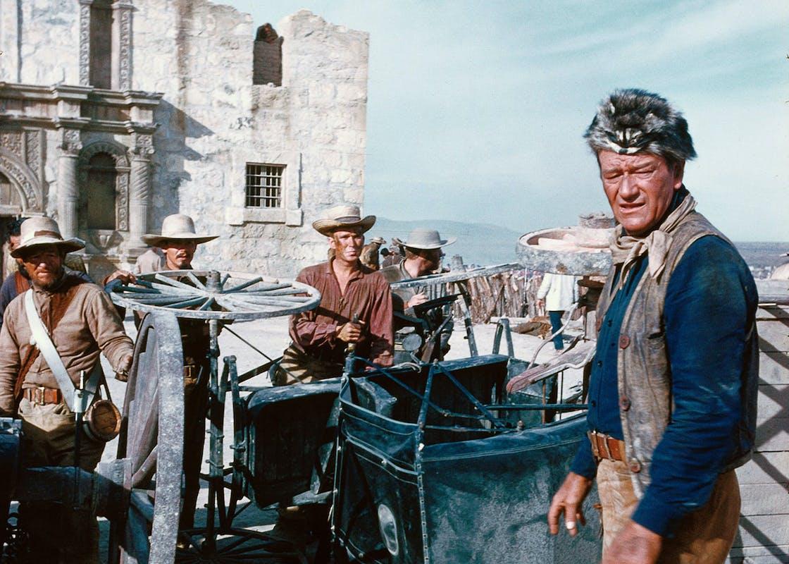 John Wayne The Alamo