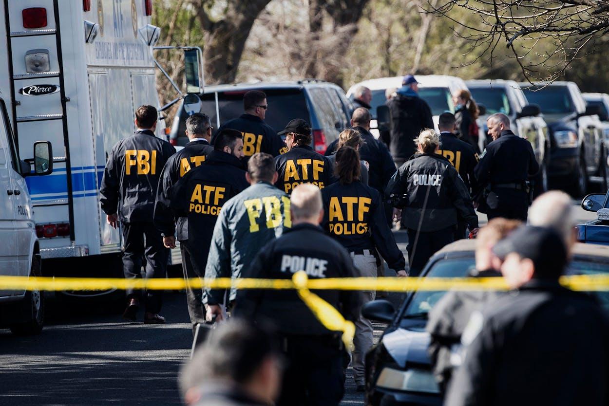 FBI Austin Bombings