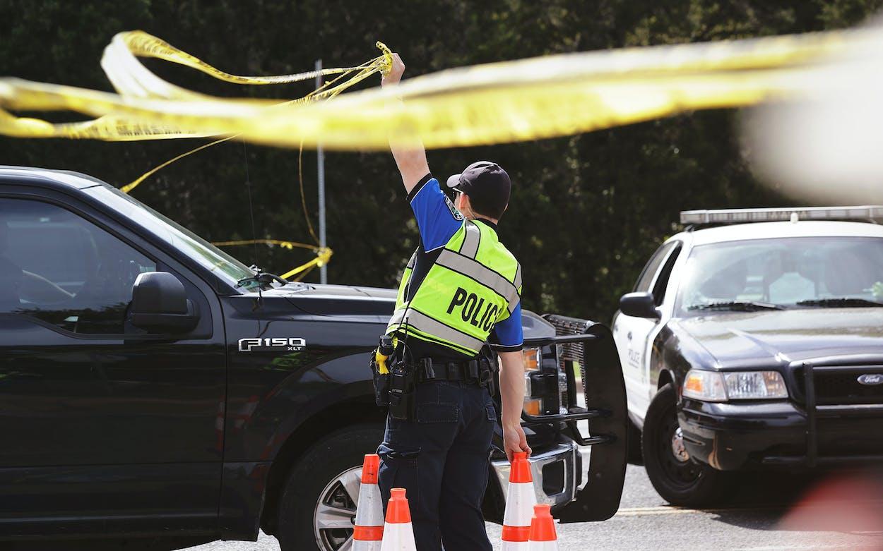 Police Austin Bombings