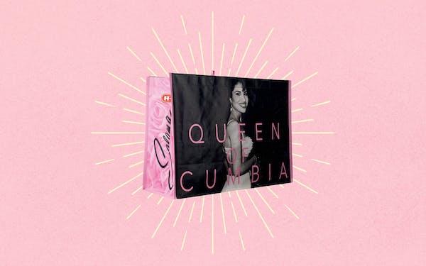 Selena H-E-B Bag