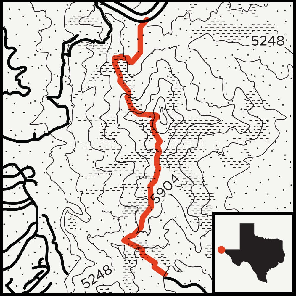West Texas Hikes That Will Take You to Another World