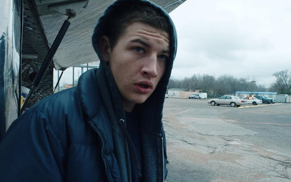 "Tye Sheridan stars as Richie in ""Friday's Child"" from writer-director A.J. Edwards."