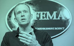 Federal Emergency Management Agency (FEMA) Administrator Brock Long.