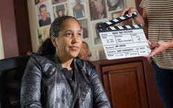 "Gina Prince-Bythewood in ""Half the Picture."""