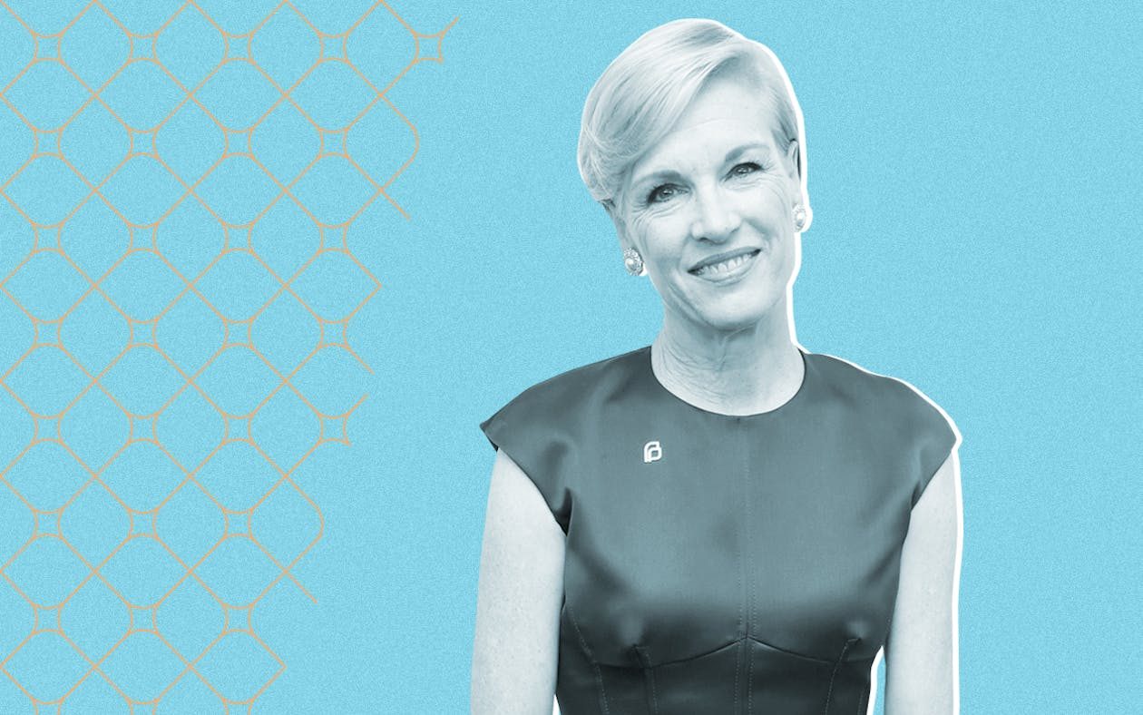 Cecile Richards Make Trouble