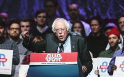 Bernie Sanders Our Revolution