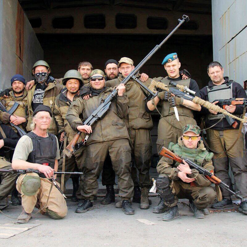 Sut' Vremeni combat unit