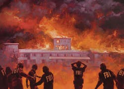 Branch Davidian Fire