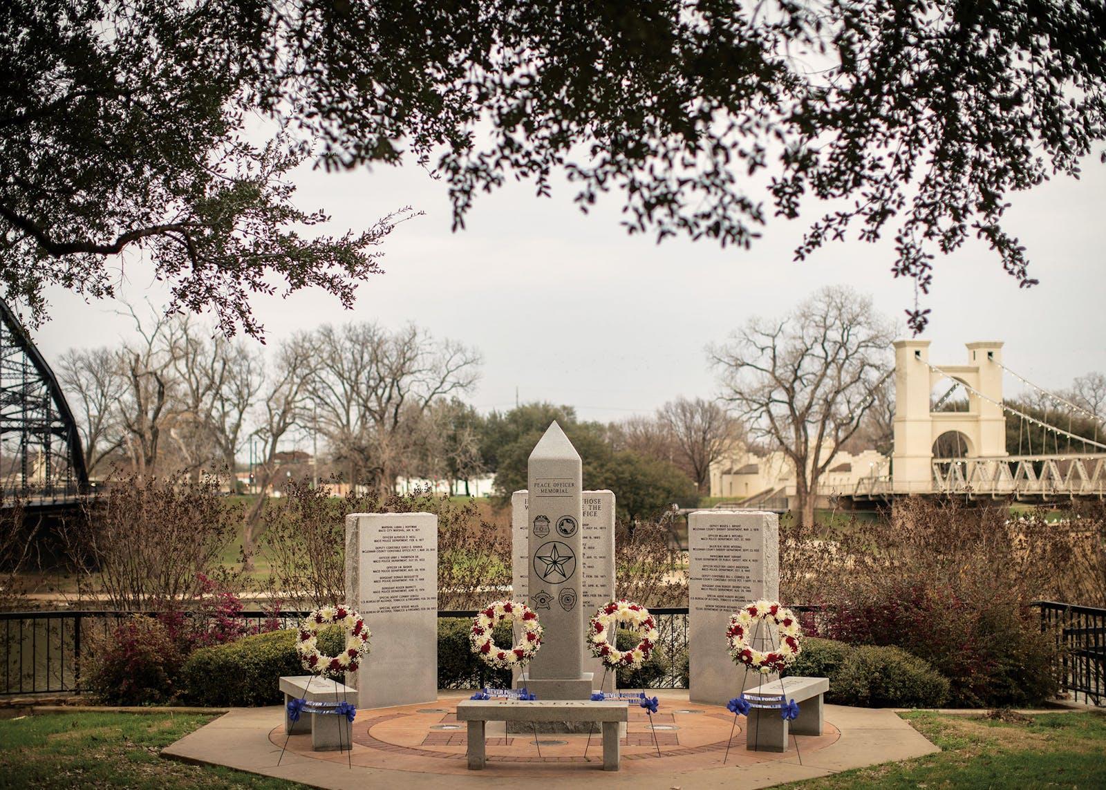Waco Memorial