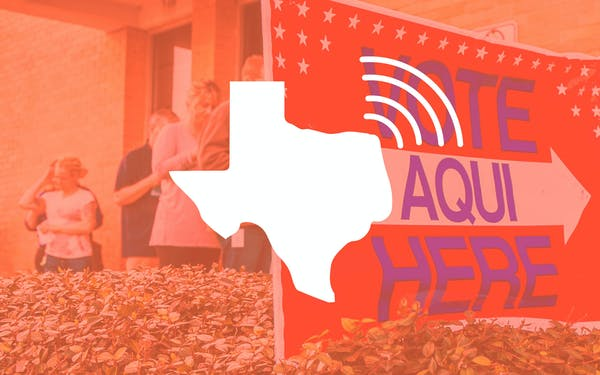 National Podcast of Texas: Election Coverage