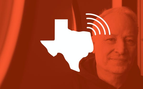 Joe R. Lansdale National Podcast of Texas
