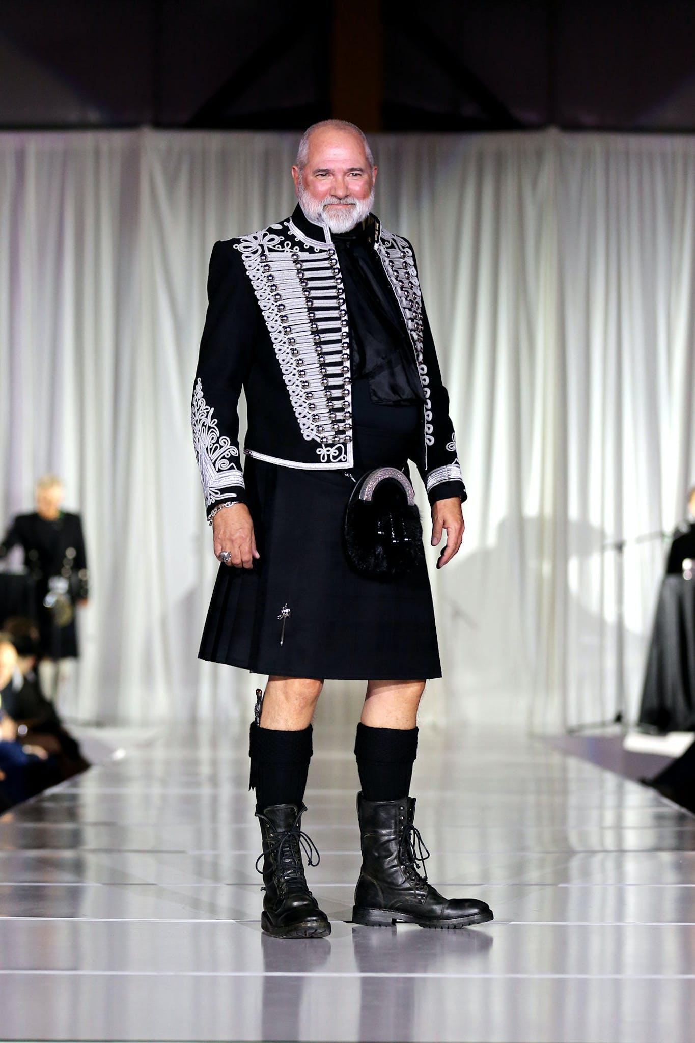 Dress to Kilt