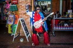 Hispanic Elvis