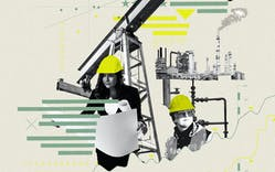 women oil industry