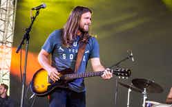 Lukas Nelson performs at the Bonnaroo Music and Arts Festival on Saturday, June 10, 2017, in Manchester, Tenn.