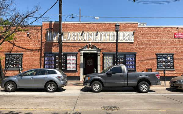 The parent company of Austin-based Terry Black's BBQ served the Dallas Comedy House in Deep Ellum with an eviction notice April 10.