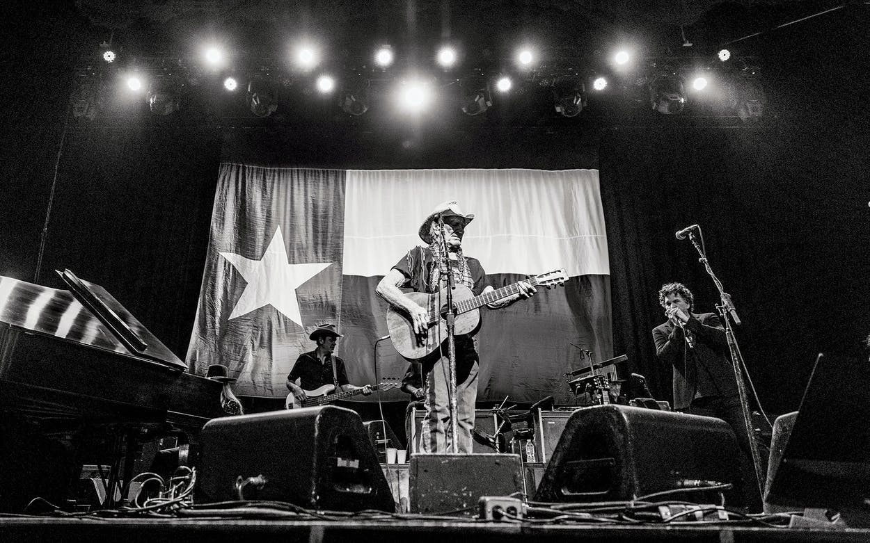Willie Nelson ACL