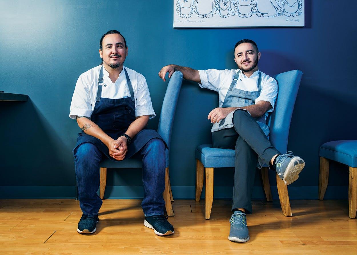 Mixtli chefs