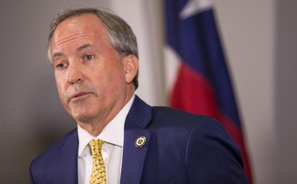 Texas Attorney General Ken Paxton