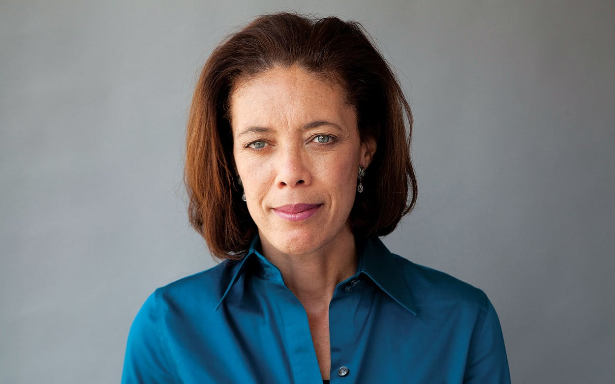 ProPublica reporter Ginger Thompson, who hosts