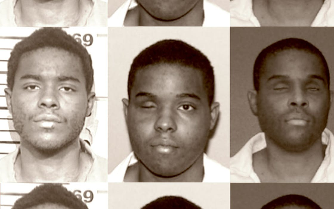 Andre Thomas Death Row