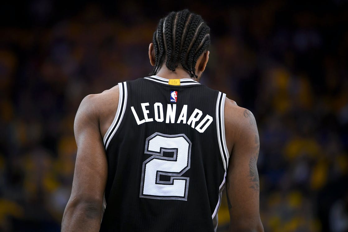 Kawhi Leonard Leaving Spurs