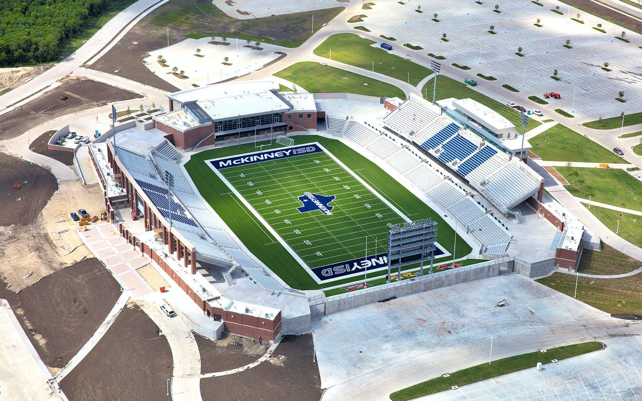 McKinney Football Stadium