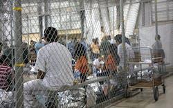 Border Patrol Processing Center