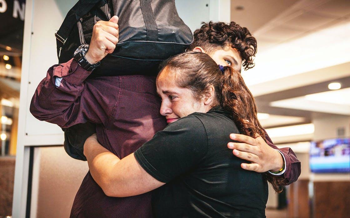 El Paso Immigration Reunification