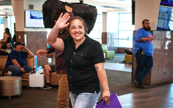 El Paso Immigrant Reunification
