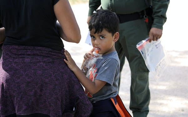 Family Separation McAllen