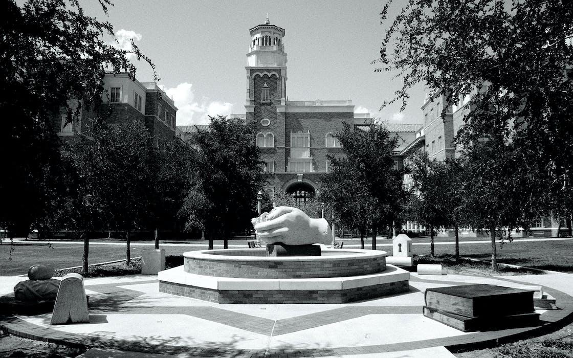 Texas Tech Campus