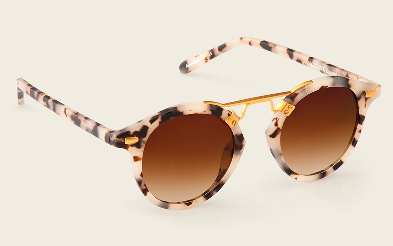 Krewe's St. Louis Classics sunglasses.
