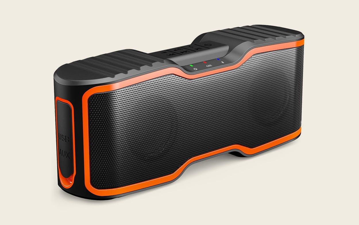 Sport ll Portable Wireless Speakers from Aomais.