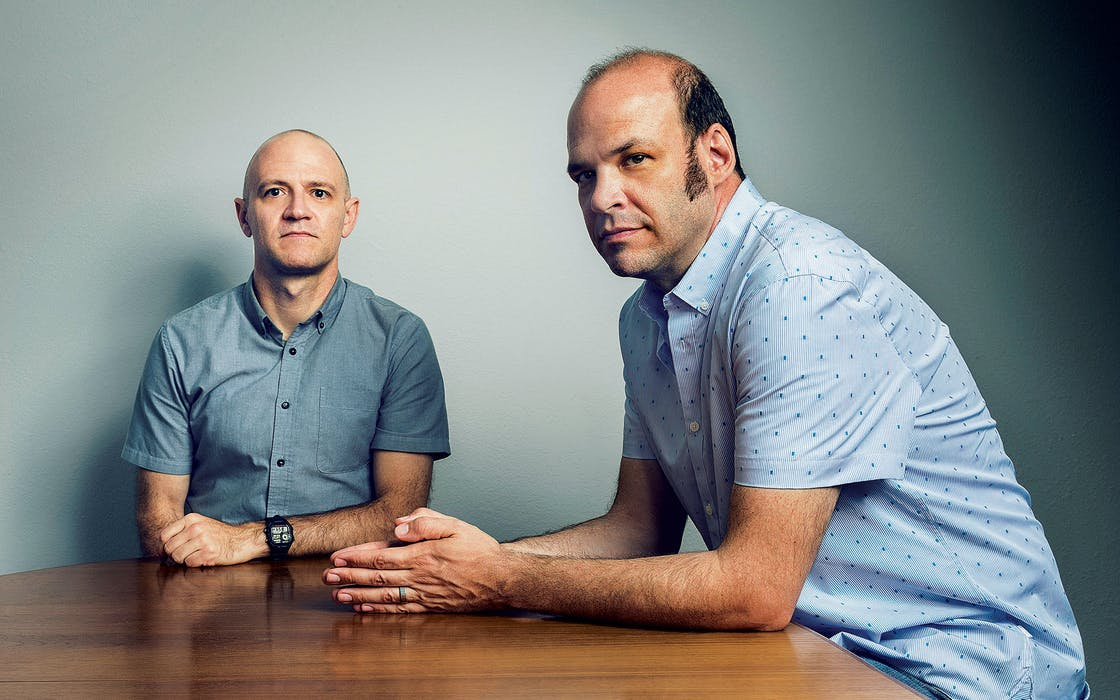 David and Nathan Zellner