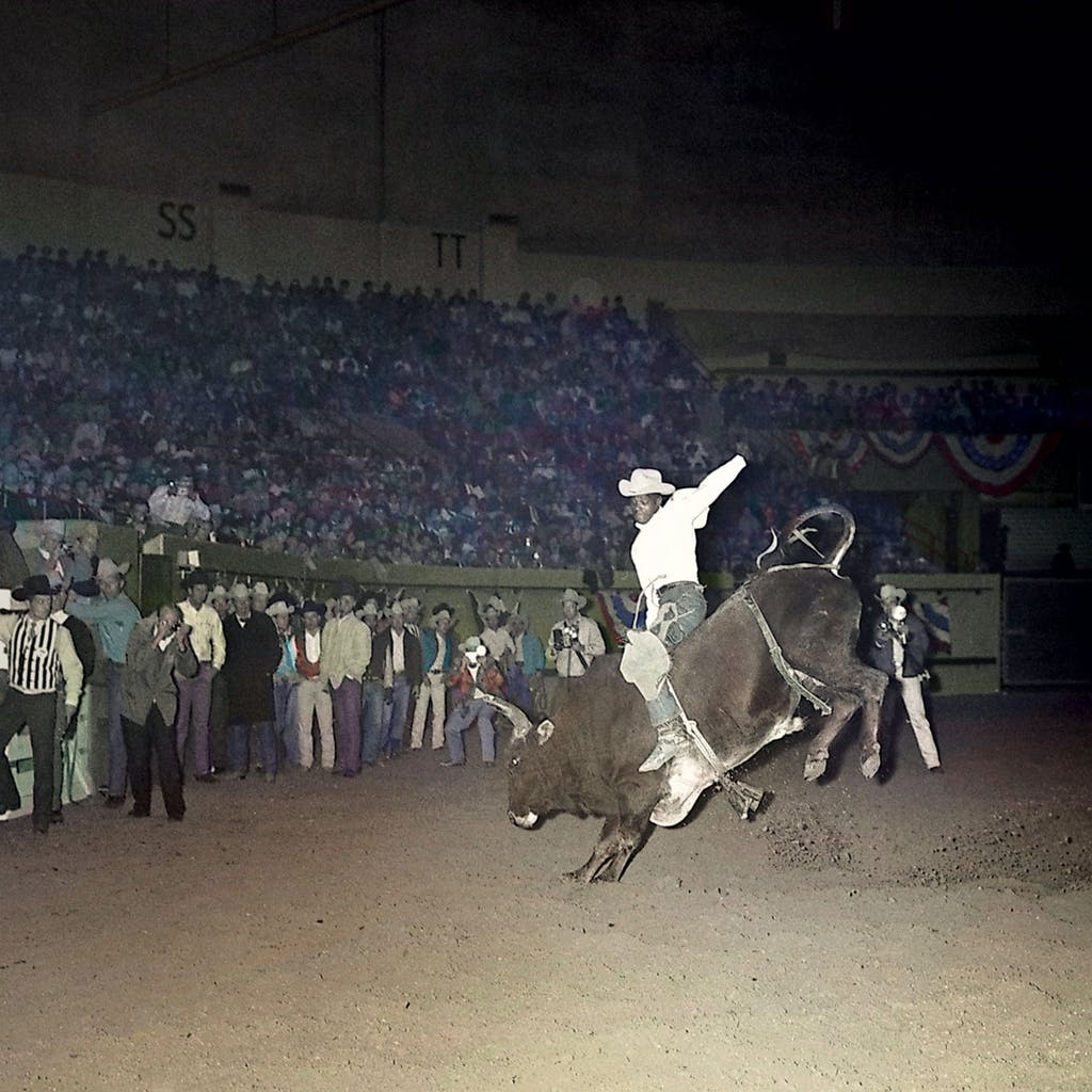 Myrtis Dightman Rodeo