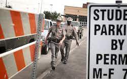 Santa Fe High School Police