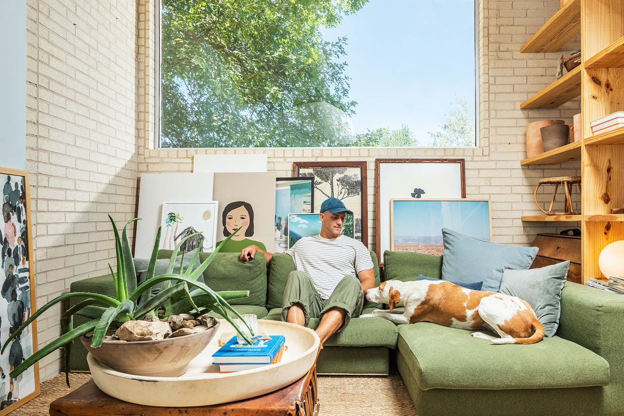 At Home With Magnolia S Billy Jack Brawner Texas Monthly